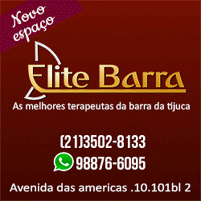 Elite Barra   Ellite Rio