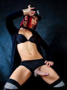 Pamela Mashury | Transex