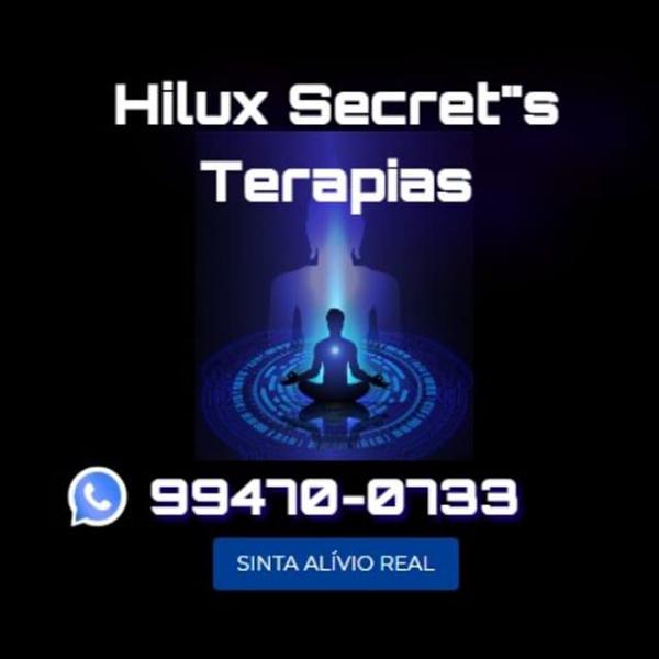 Hilux Secrets Terapias | Ellite Rio
