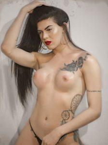Melissa Ferreira | Transex